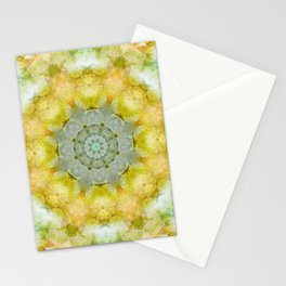 Kaleidoscope of Heart Stationery Cards