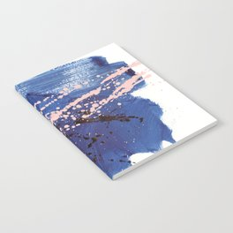 brush strokes 3 Notebook