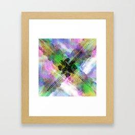 if you build it Framed Art Print