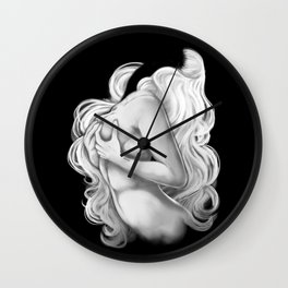 This Could Be Love - Venus Wall Clock