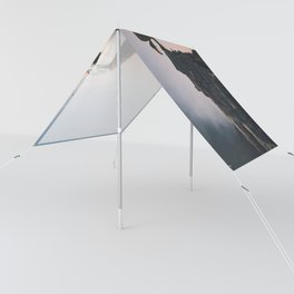 Up in the Clouds-Surreal Levitation Off a Cliff Sun Shade