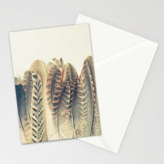 Feather Dip Stationery Cards