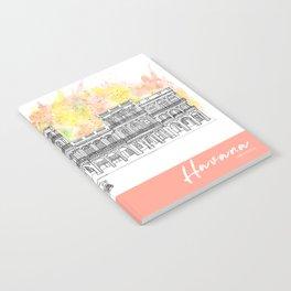 Splash | Havana Notebook