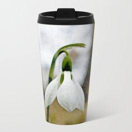 Moody Snowdrop Travel Mug