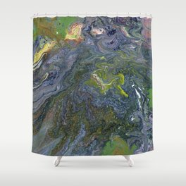 The Remnant Shower Curtain