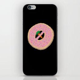 Donot Donut iPhone Skin