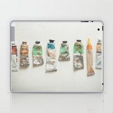Oil Paints Laptop & iPad Skin