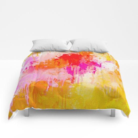 Abstract IX Comforters