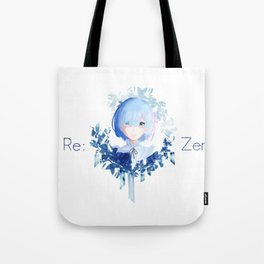Rem Best Girl Tote Bag