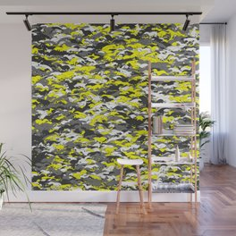Whippet camouflage Wall Mural