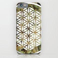 Flower of Life Slim Case iPhone 6