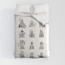 All Warriors Comforters