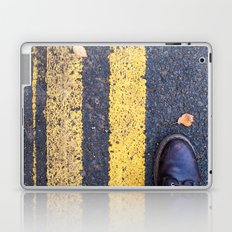 Foot and Line Laptop & iPad Skin