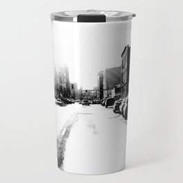 I've Seen The Future - It Is Bright. Travel Mug