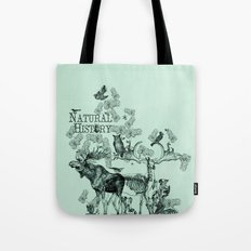 Natural History Tote Bag
