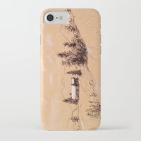 switzerland iPhone & iPod Cases featuring Switzerland by Heather Hartley
