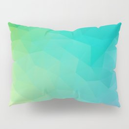 """Crystal clear water"" Pillow Sham"