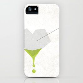 "Always Remember: ""Absinthe"" iPhone Case"