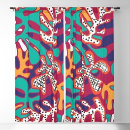 Matisse Pattern 009 Blackout Curtain