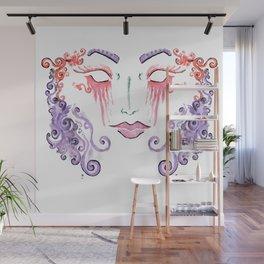 Aliena Wall Mural