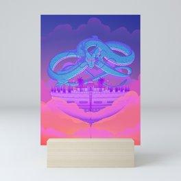 Kami's Lookout Mini Art Print