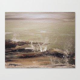 Coastal Spritz Canvas Print