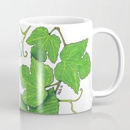 Grape Leaves Coffee Mug