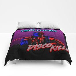 Disco Killer Comforters