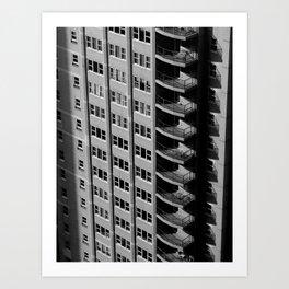 Apartment NYC Art Print