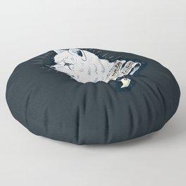 Wolf Protector Floor Pillow