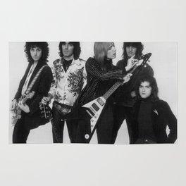 Tom Petty Heartbreakers Rug