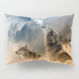 Moonrise Howl Pillow Sham