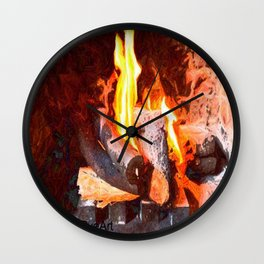 Logfire SLR  Wall Clock