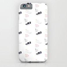 Sneakers pattern iPhone 6s Slim Case