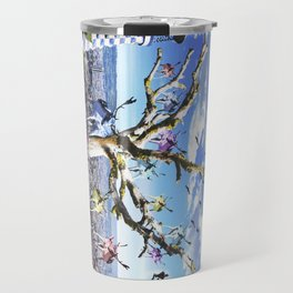 You can be as high as you want. Travel Mug