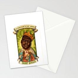 Saint Biggie! Stationery Cards