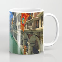 Venice Canal Ultra HD Coffee Mug