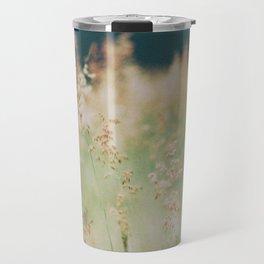 Colorful Bush Travel Mug
