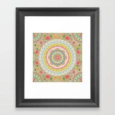 Spring Awakens Framed Art Print