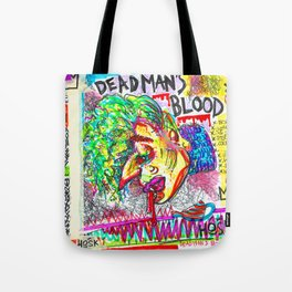Dead Man's Blood LP Tote Bag