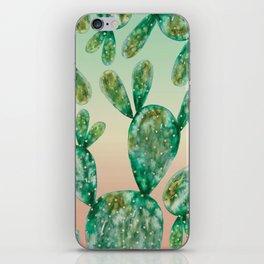 Gold Cactus | Original White Palette iPhone Skin