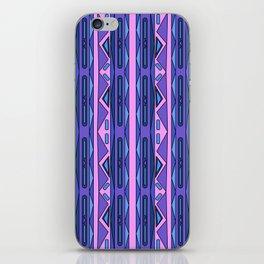 Seamless ethnic background folk africans endless pattern iPhone Skin