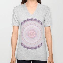 Mandala no. 47 Unisex V-Neck