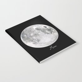 Moon #2 Notebook