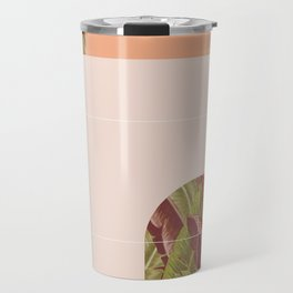 Mid-Century Tropical Style #society6 #tropical Travel Mug