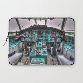Tupolev TU-154 Jet Cockpit Laptop Sleeve
