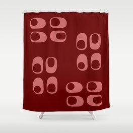 MC Clogs Shower Curtain