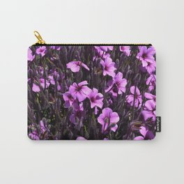 Explosion of Purple (Golden Gate Park) Carry-All Pouch