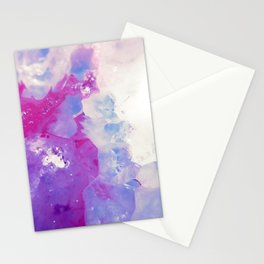 Agate Slice Stationery Cards