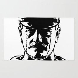 General John Pershing Rug